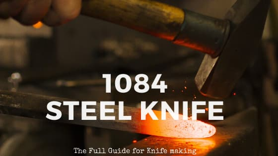 1084 steel knife