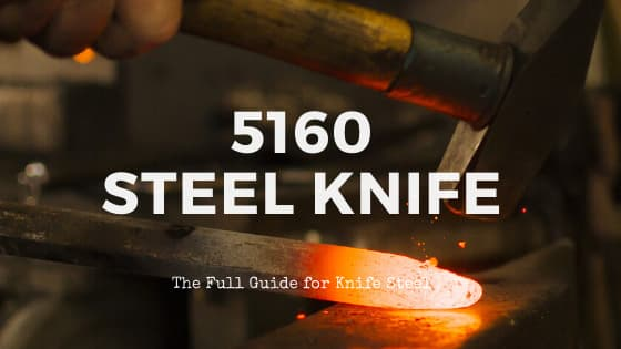 5160 steel knife