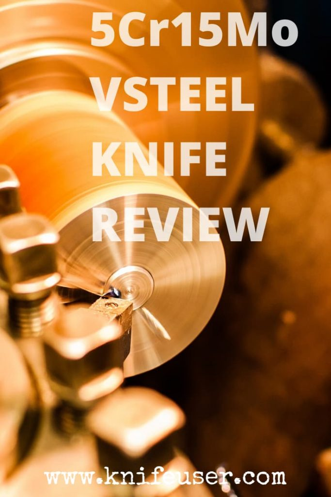 5Cr15MoV Steel Review
