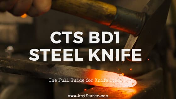 CTS BD1 Steel