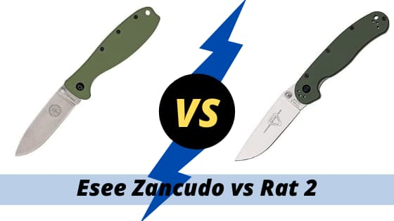 Esee Zancudo vs Rat 2